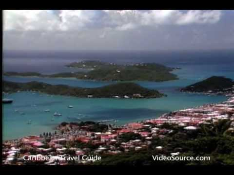 St. Thomas and U. S. Virgin Islands