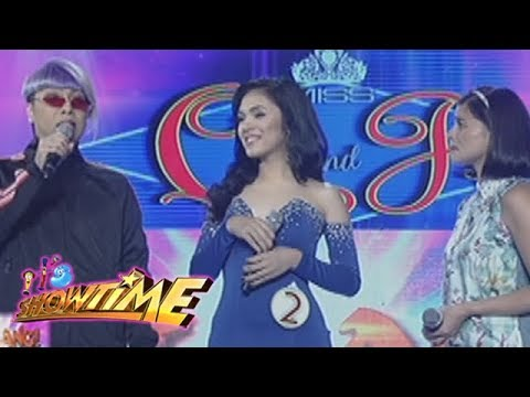 It's Showtime Miss Q & A: Vice Ganda talks about why...