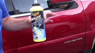 Meguiar's Wash Plus - Possibly The Best Car Soap!