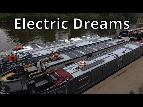 244. Electric Narrowboats: the future for our canals?
