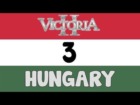 Victoria 2 HFM mod - Hungary 3