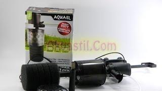 aQUAEL Turbo Filter 1500 Professional, 1500 л/ч, внутренний аквариумный фильтр. Аквариумистика
