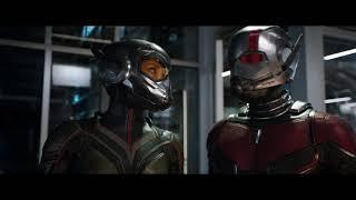 bande annonce de l'album Ant-Man et la Guêpe - Le Prologue du film