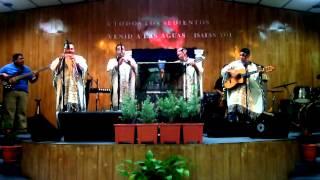 Nemili Miaksaya - Salmo 8 (En Mahanaim)