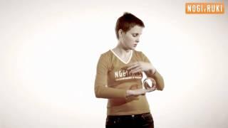 Контактное жонглирование. Walking Halfpipe.(Видеошкола по контактному жонглированию. Как научиться контактному жонглированию? Делать Walking Halfpipe научит..., 2011-02-25T13:02:43.000Z)