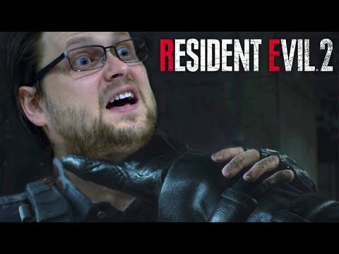 ТИРАНИЩЕ ► Resident Evil 2 Remake #5