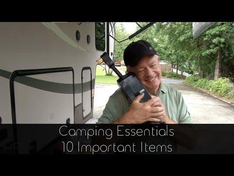 camping-essentials---10-important-items