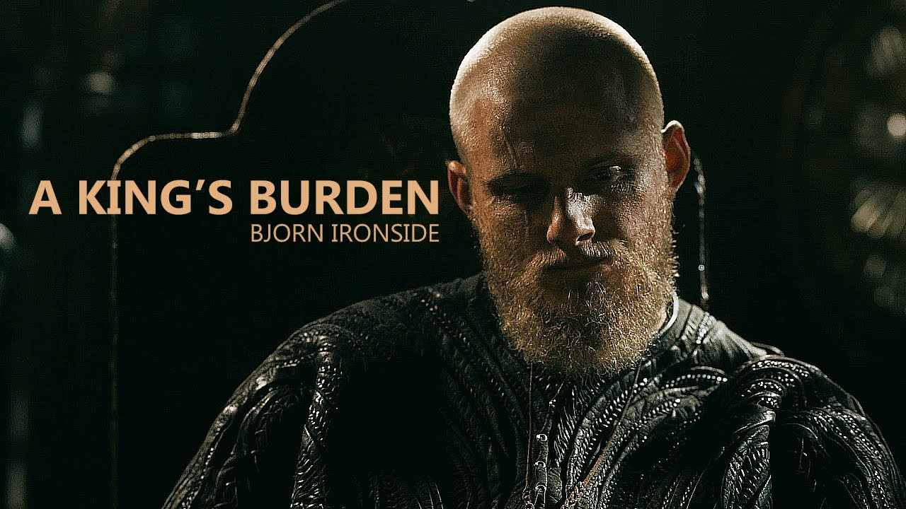 Download (Vikings) Bjorn Ironside | A King's Burden