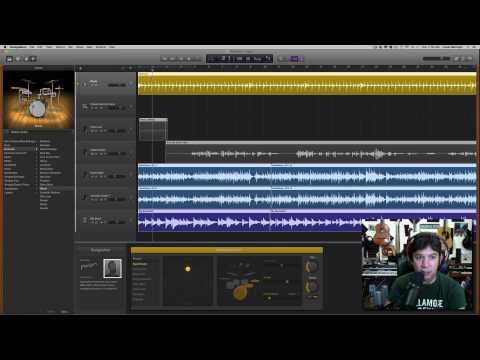 Garageband 10 Secrets! Get back the 1st millisecond of your recordings!