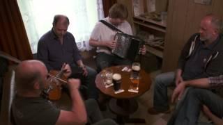 HUP BROSNA Danny O'Mahony, Micheál Ó Raghallaigh, Macdara Ó Raghallaigh