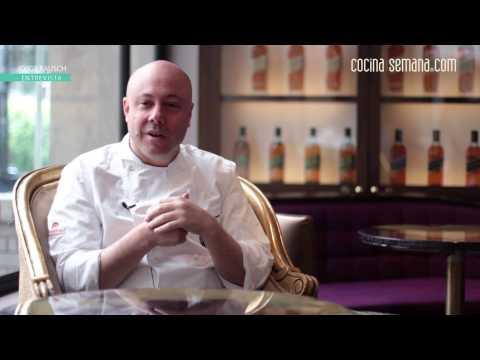 Entrevista al chef Jorge Rausch.