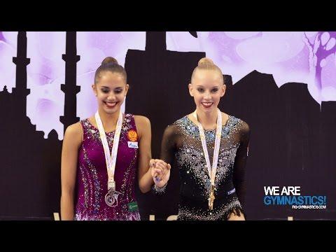 2015 Rhythmic Worlds, Stuttgart (GER) - Friends but rivals ! - We Are Gymnastics !
