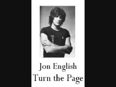 Jon English - Turn the Page