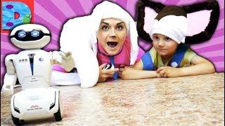 БАРБОСКИНЫ РОБОТ интерактивный Silverlit Macrobot Новая серия Барбоскиных на DiDiKa TV