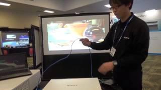 проектор Sony VPL-CH355 обзор