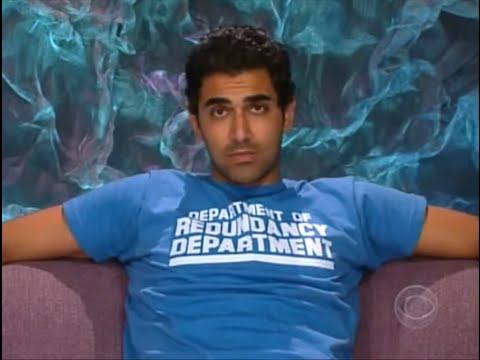 Kaysar Ridha  Big Brother 6
