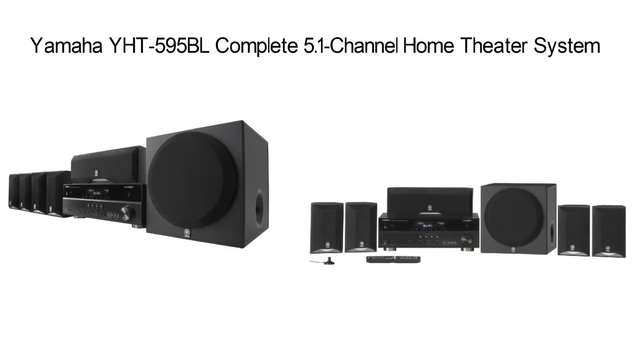 Top 5 Best Surround Sound System Speakers Reviews 2017 Home Theater