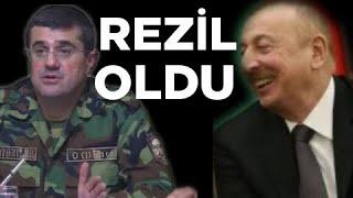 Ermenistan Dünyaya REZİL Oldu! Azerbaycan Gence SON DAKİKA Açıklaması! Dağlık Karabağ SON DURUM!