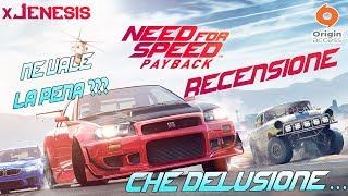 Need For Speed Payback - Che Delusione... - RECENSIONE