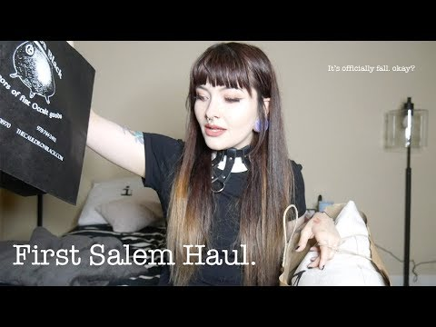A Little Salem Haul