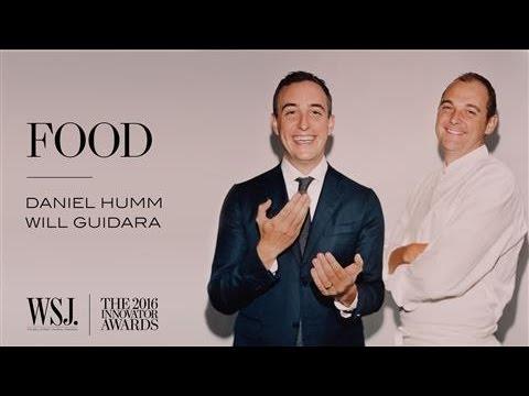 2016 Food Innovators: Daniel Humm & Will Guidara