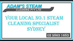 Carpet Cleaners, Upholstery Cleaning, Tiles & Grout Cleaning, Steam Cleaning Sydney