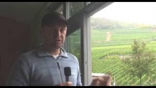 Interview avec le propriétaire du Clos Mon Vieux Moulin, Luc Duhr