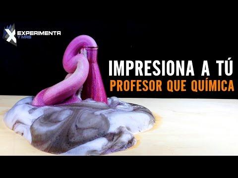 Increíble Experimento Para Impresionar a Tu Profesor de Química #1
