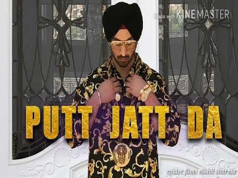 Putt jatt da Ringtone diljit dosanjh & ikka New Punjabi song crypto