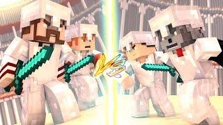 Minecraft: QUEM SERÁ O VENCEDOR?! (c/ Luiz, Wolff e Pokey) - Crazy Walls