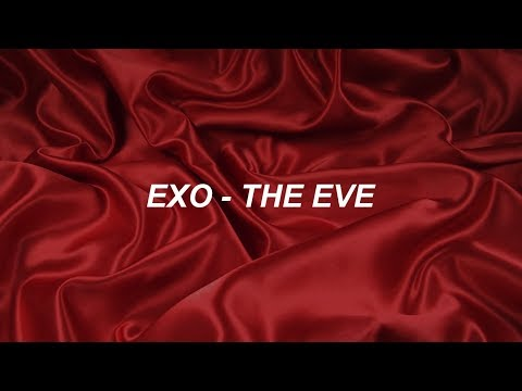 EXO 엑소 '전야 (前夜) (The Eve)' Easy Lyrics