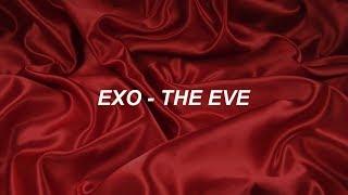 EXO 엑소 '전야 (前夜) (The Eve)' Easy Lyrics