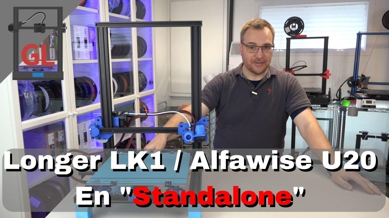 Longer LK1/Alfawise U20 en Standalone !