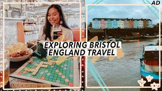 Exploring Bristol: Things To Do in 2 Days | England UK Travel Vlog