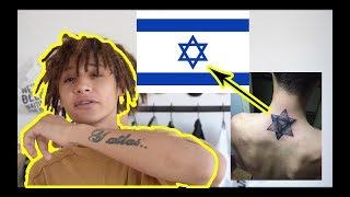 Yahudi sembolü dövmem | Dövmelerim hakkında her şey !
