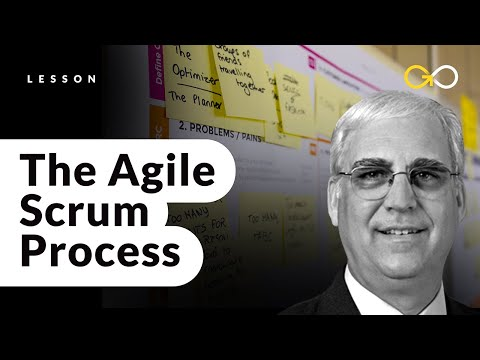 The Agile Sprint Planning Process - Scrum for Agile Scrum Practitioners (lesson 13) - GoSkills.com