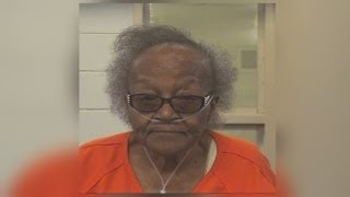 Elderly woman charged for drug dealing