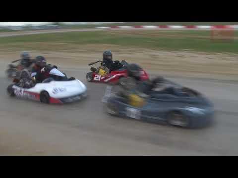 5.6.18  |  Little Eldora Speedway  |  Go Karts