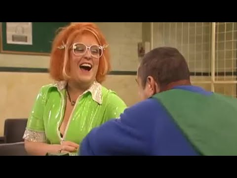 Prison visiting flirting - Gimme Gimme Gimme  - BBC