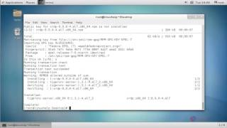 How to install XRDP in CentOS