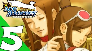 Phoenix Wright: Ace Attorney Trilogy Walkthrough Gameplay Part 5 - Case 5 (PC Remastered)