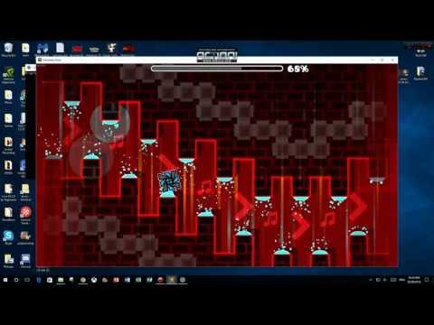 How to Get NoClip/Invincibilty Hack in Geometry Dash 2.01!