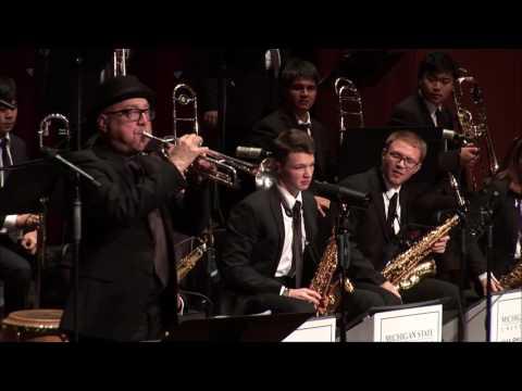 Jazz Orchestra III f/ Brian Lynch, Trumpet  |  10.9.2015