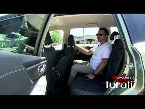Subaru Forester 2.0l Hybrid e-Boxer CVT AWD video 2 of 5