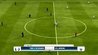 FIFA 13 Gameplay - Jogando Online