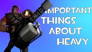 TF2: 5 Facts You Need to Know About the Heavy