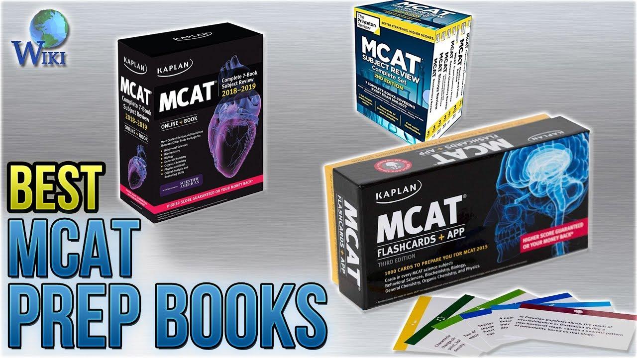 Top 8 MCAT Prep Books of 2019 | Video Review
