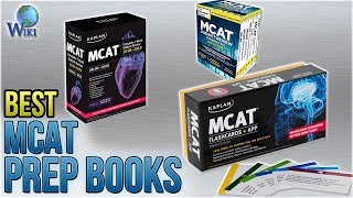 8 Best MCAT Prep Books 2018