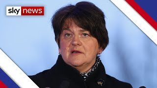 Arlene Foster dismisses support for Northern Ireland referendum