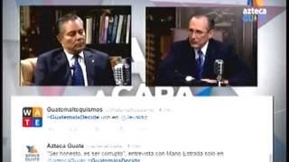 entrevista mario estrada cara a cara tva 2100 220615